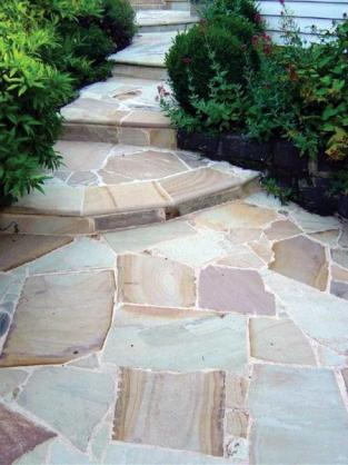 Paving Ideas by Luxury Stone Imports