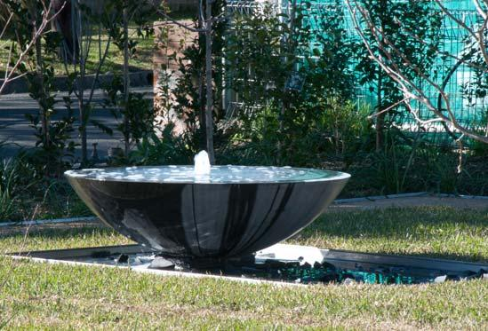 Water features inspiration antscapes enjoy outside for Garden features australia