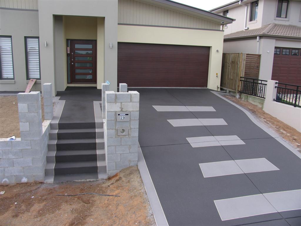Creative Concrete Constructions Brisbane Alexandra Hills Manly  #7C604F