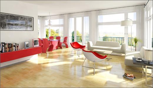 Timber Flooring Ideas by All Flooring Pty Ltd