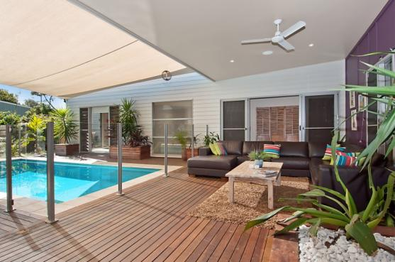 Timber Decking Ideas by Alba Projects Pty Ltd