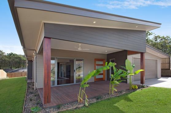 House Exterior Design by Alba Projects Pty Ltd
