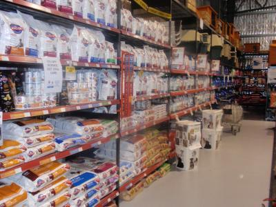 Pet and Produce Supplies