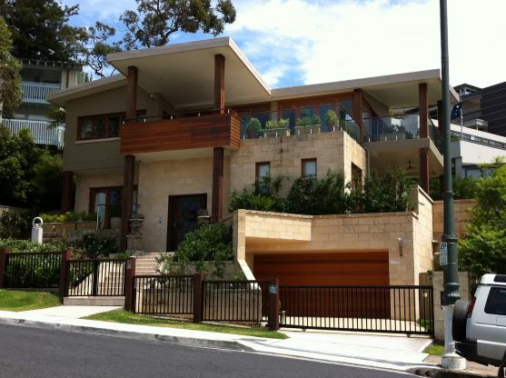 House Exterior Design by Kristy Ball Architect