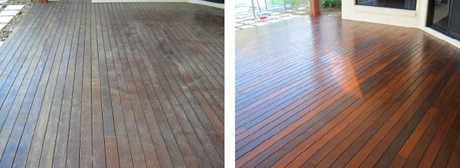 Deck Restorations