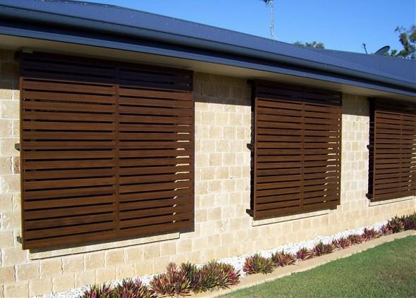 83 Slatted Window Awnings Slatted Metal Awning For