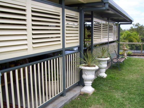 Outdoor Shutter Designs  by Craftlatt Capricorn