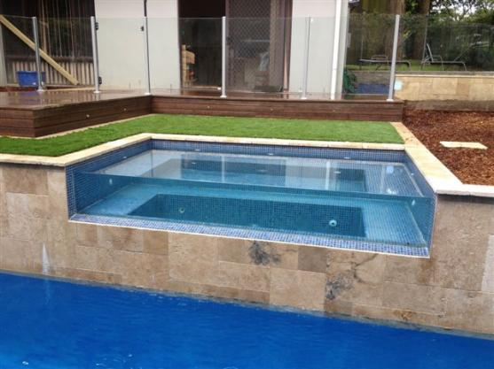 Plunge Pool Designs by Lewis Landscapes & Paving
