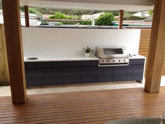Outdoor living design ideas get inspired by photos of for Outdoor kitchen designs australia