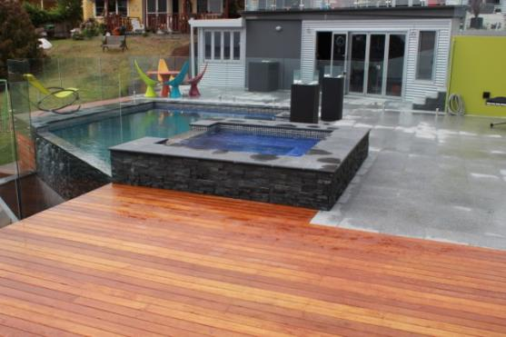 Decks by Lewis Landscapes & Paving