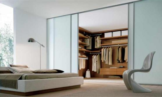 Walk in robe design sydney