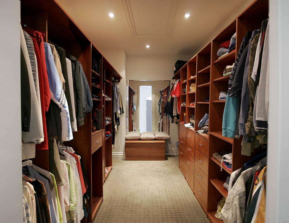Walk In Wardrobes Inspiration Custom Built