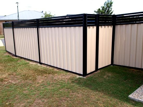 Colorbond Fencing Desgins by Northside Fencing