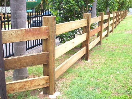 Timber Fencing Galleries Northside Fencing