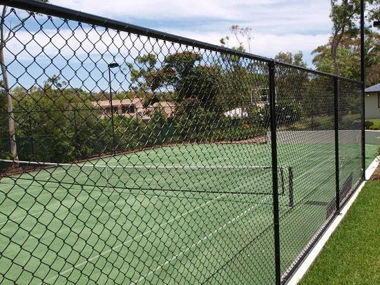 Tennis Court Ideas by Northside Fencing
