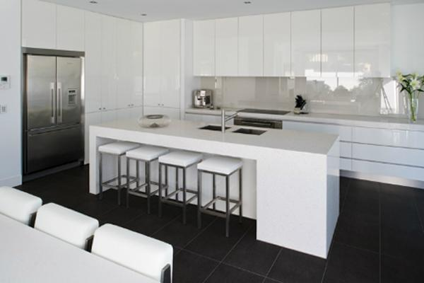 Style ideas kitchens modern kitchens select kitchens for Modern kitchen design australia