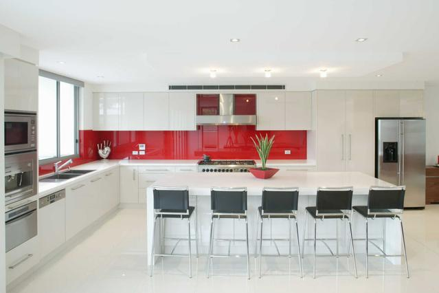 Dream kitchens kitchen islands modern kitchens for Modern kitchen design australia