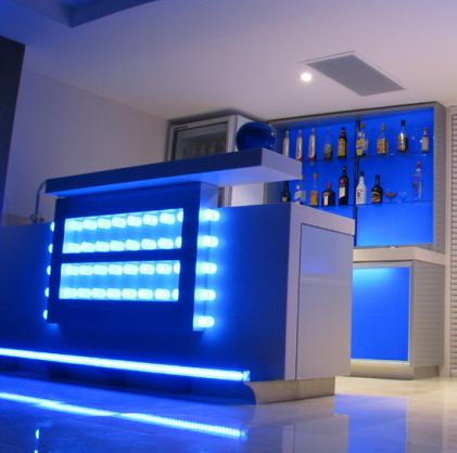 Lighting Design by Select Kitchens