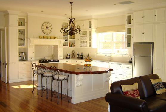Elegant Kitchen Design Ideas By SD Davies Builders Pty Ltd