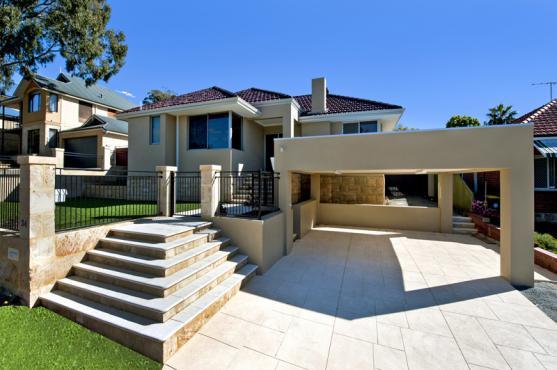 House Exterior Design by Australian Renovation Group