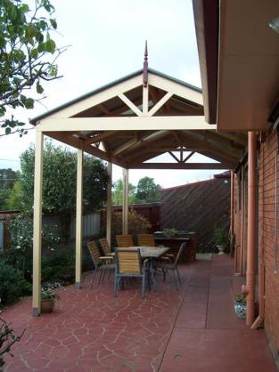 Pergola Ideas by Outside Concepts Marion