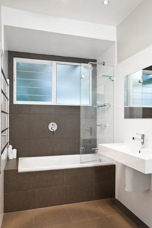 Bath Shower Combo Inspiration Just Bathroom Renovations Australia Hipag