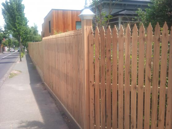 Picket Fencing Designs by Cusma Fencing