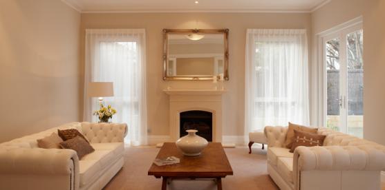 Living Room Ideas by Roe Builders