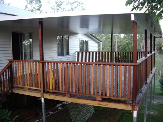 Decks by M G Witte Builders Pty Ltd