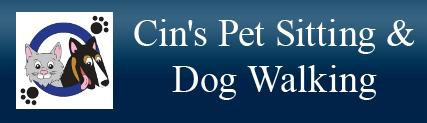 Cin's Pet Sitting and Dog Walking_logo