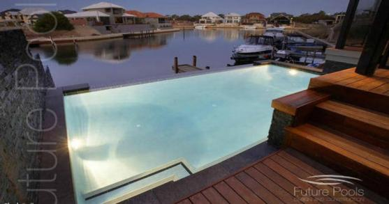Infinity Pool Design Ideas by Future Pools