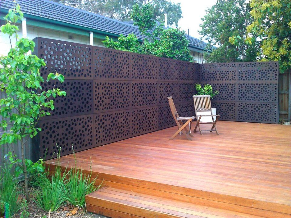 Elevated Decking Ideas by Greenside Landscapes