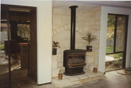 Fireplace Designs by The Perth Stone Company pty Ltd