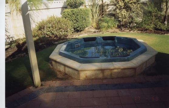 Spa Design Ideas by The Perth Stone Company pty Ltd