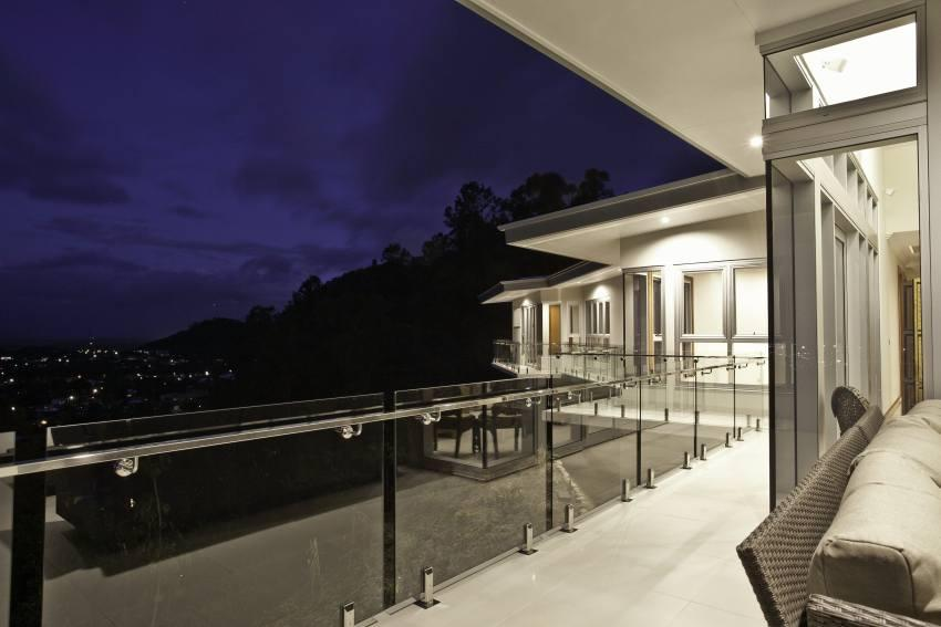 Balustrade Designs by Julianne McAlloon Architects