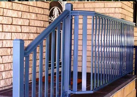 Handrail Design Ideas by Dishers Fencing