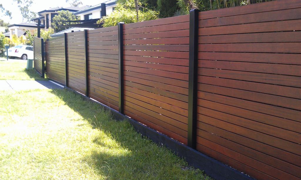 Style Ideas Fences Merbau Fencing Taylor Fencing