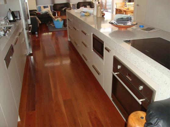 Timber Flooring Ideas by Inaspace Building Pty Ltd