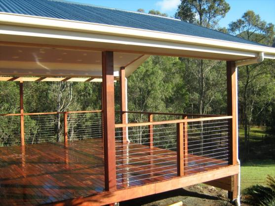 Elevated Decking Ideas by Tru Decks