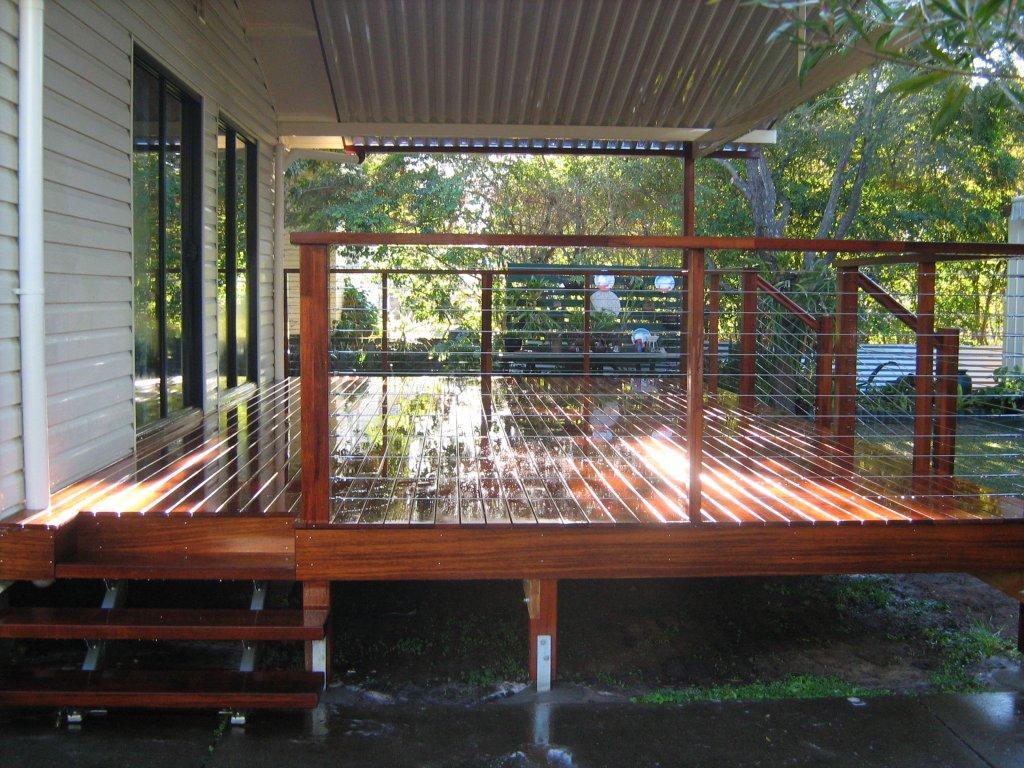 Elevated Decking Ideas by Tru Decks