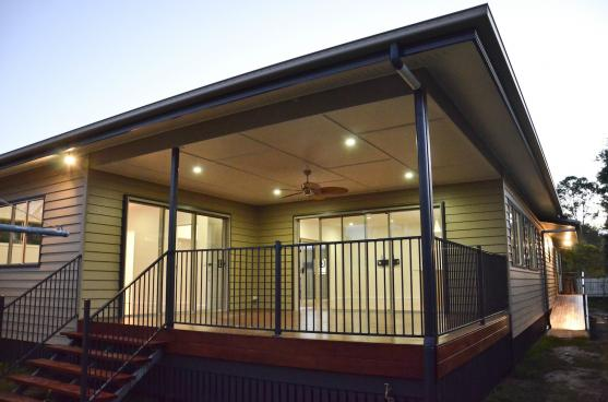 Elevated Decking Ideas by Scope Construction