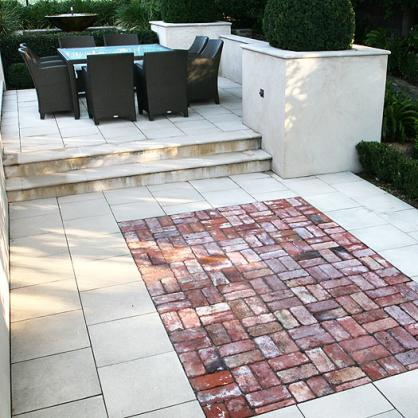 Paving design ideas get inspired by photos of paving for Paving ideas for small gardens