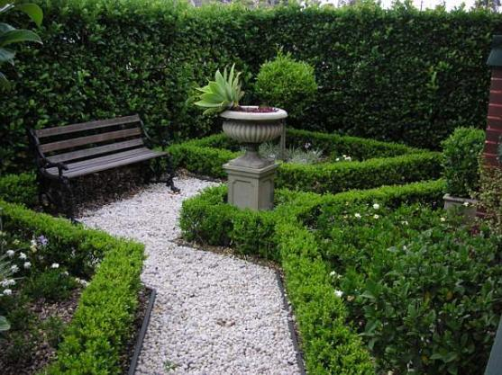 Garden Path Design Ideas by Landscape Domain