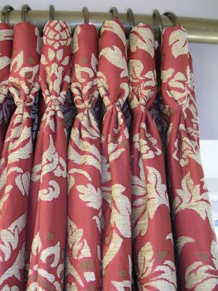 Curtain Ideas by Queenscliff Interiors