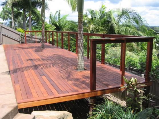 Elevated Decking Ideas by P & S Property Maintenance