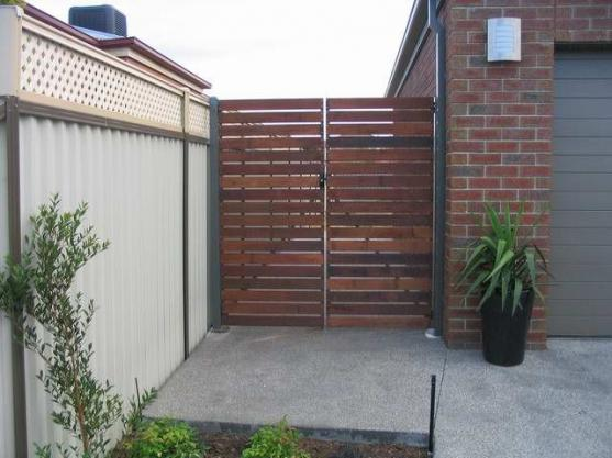 Front Gate Design Ideas