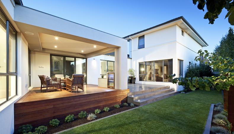 Outdoor living inspiration chris edmonds landscape for Space landscape construction adelaide