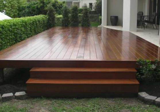 Timber Decking Ideas by Pure Envy Building Services