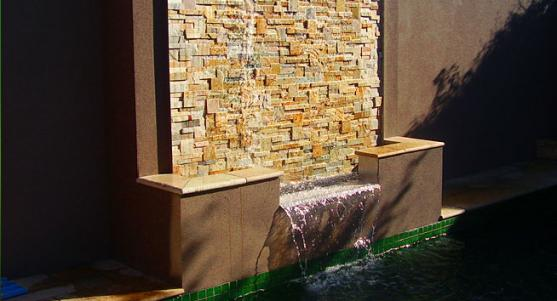Water Feature Ideas by Dream Making Landscapes