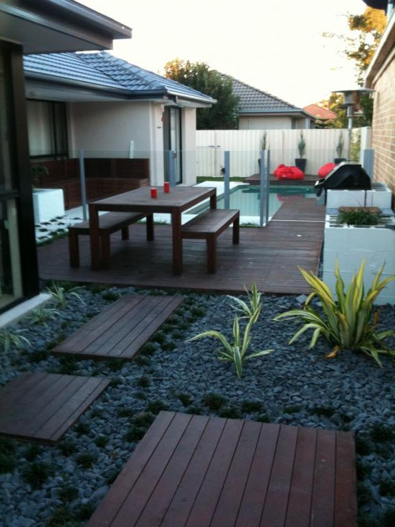 Landscaping Flagstaff Hill : Outdoor living inspiration edge landscape and lighting australia hipages